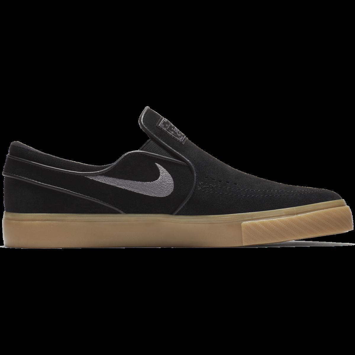 cbfeafc3c4c0 Nike SB Stefan Janoski Slip On - Black Gum Thumbnail