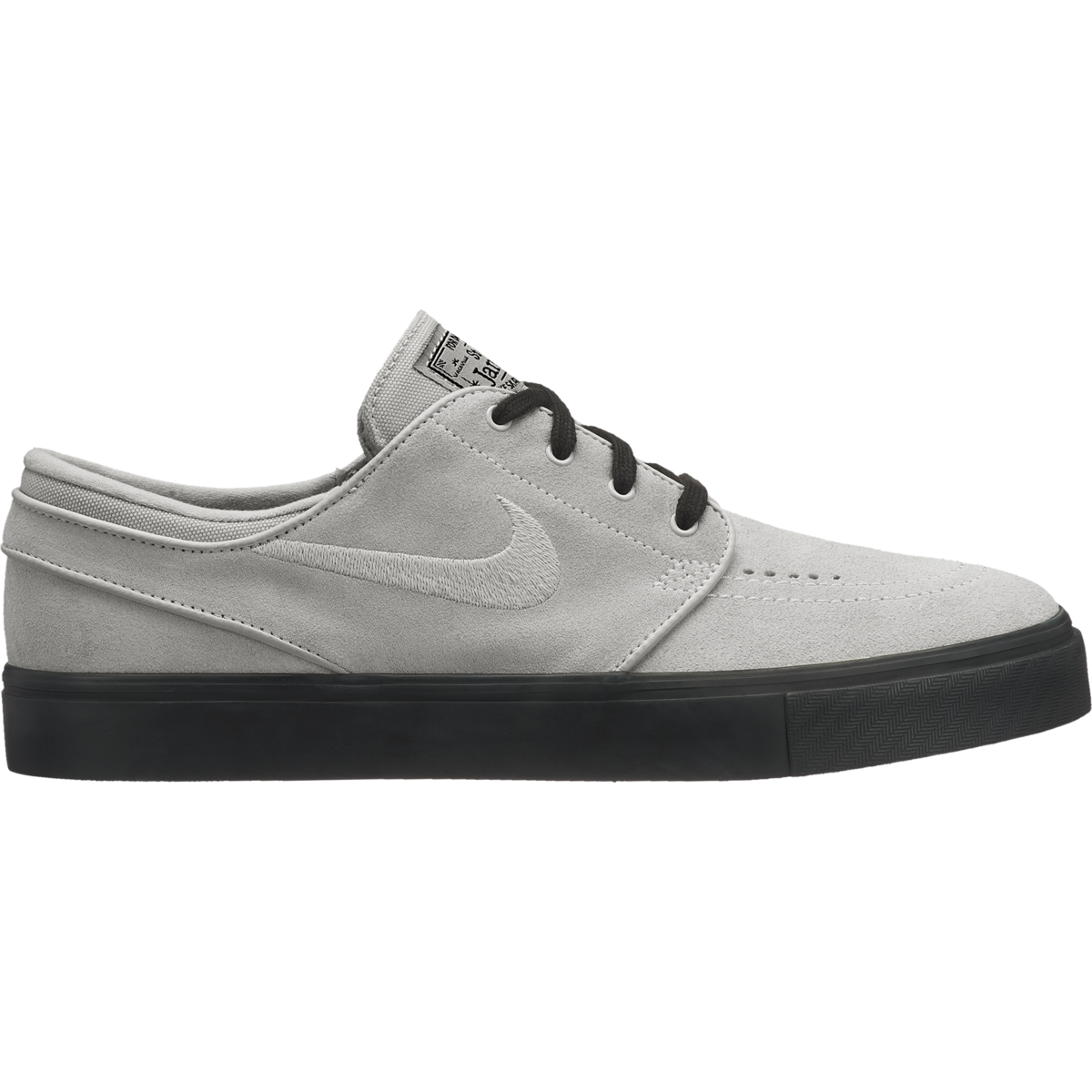 734887829004 Nike SB Stefan Janoski - Vast Grey Black Thumbnail