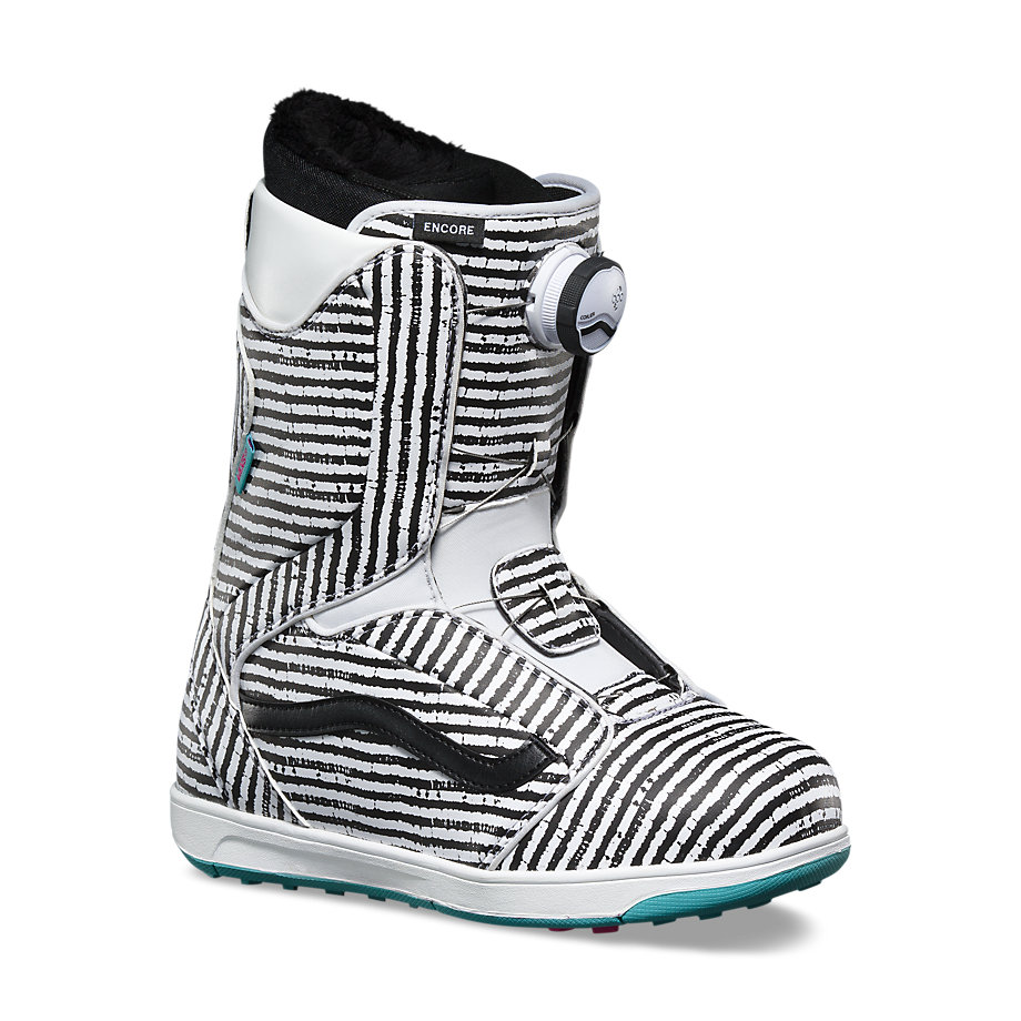 b00513b4f4 Vans Womens Encore - Stripes