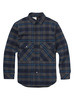 Analog Operative Flannel - Heather Crown Plaid Thumbnail