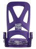 Burton Grom Youth Kids Snowboard Binding - Purple Thumbnail
