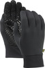 Burton Powerstretch Liner Glove - True Black Thumbnail