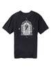 Burton Skeleton Key T-Shirt - Black Thumbnail