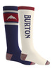 Burton Weekend 2 Pack of Socks - Mood Indigo Thumbnail