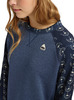 Burton Womens Oak Crew - Mood Indigo Thumbnail