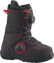 Burton Zipline Boa - Black/Red Thumbnail
