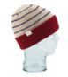 Coal Lucas Beanie - Dark Red Thumbnail
