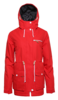 Colour Wear UP Parka - Red Thumbnail