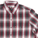 Levis Skateboarding Reform Shirt - Jester Red Plaid Thumbnail