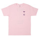 Obey Illegal Moves Premium T-Shirt - Pink Thumbnail