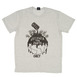 Obey Recover The Earth Premium T-Shirt - Heather Ash Thumbnail