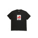 Polar Skate Co In Search of the Miraculous T-Shirt - Black Thumbnail