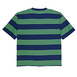 Polar Skate Co Striped Surf Tee - Blue/Green Thumbnail
