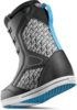 Thirty Two 86 Santa Cruz Boot - Black/Blue/White Thumbnail