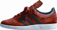 Adidas Busenitz - Dark Chilli/Black