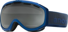 View the Anon. Hawkeye Snowboard Goggle - Blue Steele - Anon. Snowboard Goggle from the Mens clothing range online today from Boarderline