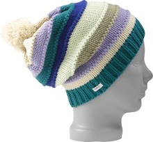 View the Burton Candy Stripe Beanie - Jade from the Beanies clothing range online today from Boarderline