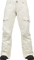 View the Burton Lucky Pant - Canvas from the Womens Snowboard Pants clothing range online today from Boarderline