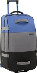 Burton Wheelie Double Deck Bag - Monoxide/Cyanide