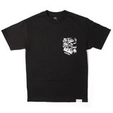 Diamond Supply Co. Reefer Madness Pocket T-Shirt - Black - Diamond Supply Co. T-Shirt