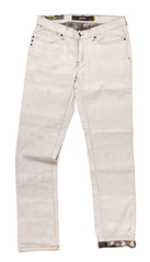 View the KR3W K Skinny Jeans - Tie Dye White from the Jeans & Pants clothing range online today from Boarderline