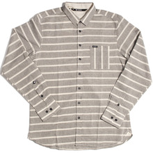 View the Makia Horizontal Shirt - Black from the Shirts clothing range online today from Boarderline