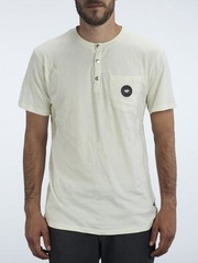 View the Makia X Etnies Pocket T-Shirt - Nature White from the T-Shirts clothing range online today from Boarderline