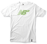 New Balance Numeric Icon T-Shirt - White/Green