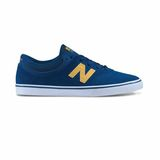 New Balance Quincy 254 - Estate Blue/Gold Yellow
