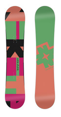 View the Nikita Chickita Snowboard - Nikita Womens Snowboard from the Womens Snowboards clothing range online today from Boarderline