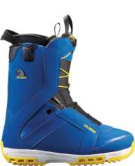 View the Salomon Dialogue Wide Snowboard Boot - Blue from the Snowboard Boots clothing range online today from Boarderline
