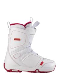 View the Salomon Pearl Womens Snowboard Boot - White from the Womens Snowboard Boots clothing range online today from Boarderline