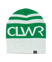 View the Stripe Beanie - Turf Green from the Beanies clothing range online today from Boarderline
