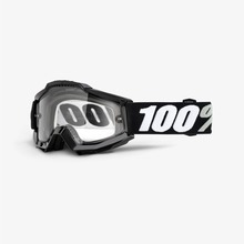 View the 100% ACCURI TORNADO GOGGLES - CLEAR LENS from the Goggles clothing range online today from Boarderline