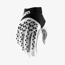 View the 100% AIRMATIC GLOVE - BLACK/WHITE/SILVER from the Gloves clothing range online today from Boarderline