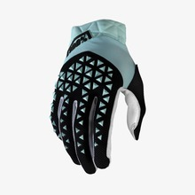 View the 100% Airmatic Glove - Blue/Black from the Gloves clothing range online today from Boarderline