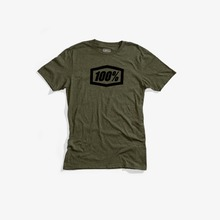 View the 100% Essential T-Shirt - Fatigue from the Casual wear clothing range online today from Boarderline