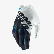 View the 100% ITRACK GLOVE - WHITE/STEEL GREY from the Gloves clothing range online today from Boarderline