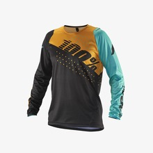View the 100% R-CORE DH LONG SLEEVE JERSEY - CHARCOAL from the Tops clothing range online today from Boarderline