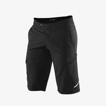 View the 100% RIDECAMP SHORTS - BLACK from the Bottoms clothing range online today from Boarderline