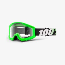 View the 100% STRATA ARKON GOGGLE - CLEAR LENS from the Goggles clothing range online today from Boarderline