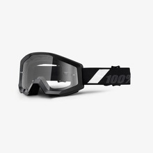 View the 100% Strata Goliath Goggles - Clear lens from the Goggles clothing range online today from Boarderline