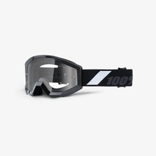 View the 100% STRATA GOLIATH JUNIOR GOGGLES - CLEAR LENS from the Goggles clothing range online today from Boarderline