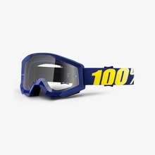 View the 100% STRATA HOPE GOGGLE - CLEAR LENS from the Goggles clothing range online today from Boarderline