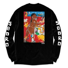 View the 5BORO Chinatown Long Sleeve - Black from the T-Shirts clothing range online today from Boarderline