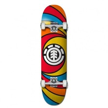 View the ELEMENT YANG COMPLETE SKATEBOARD - 7.875 from the Complete Skateboards clothing range online today from Boarderline