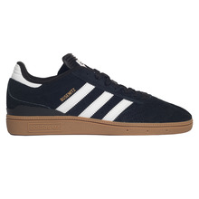 View the Adidas Busenitz - Black/Running White/Metallic Gold from the Mens clothing range online today from Boarderline