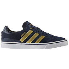 View the Adidas Busenitz Vulc ADV 10 Year Anniversary - Navy/Gold from the Mens clothing range online today from Boarderline