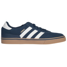 View the Adidas Busenitz Vulc ADV - Collegiate Navy/White/Gum from the Mens clothing range online today from Boarderline