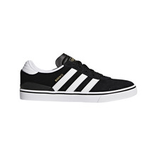 View the Adidas Busenitz Vulc - Black/White from the Mens clothing range online today from Boarderline
